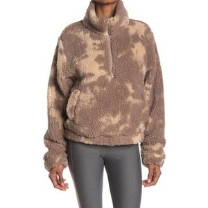 SAGE COLLECTIVE Jet Setter Faux Shearling Jacket S